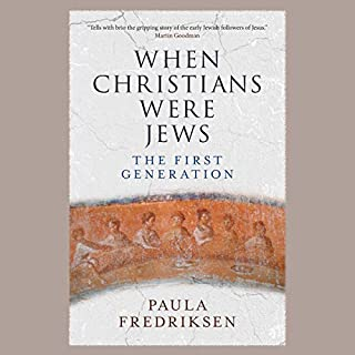 When Christians Were Jews cover art