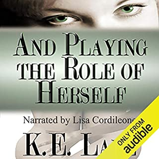Couverture de And Playing the Role of Herself