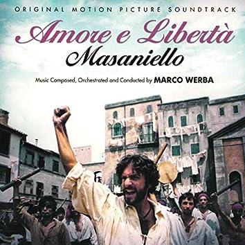Amore e libertà - Masaniello (Original Motion Picture Soundtrack)