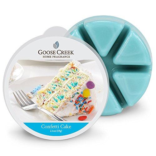 Goose Creek Cera Confezione Confetti Cake, Blu