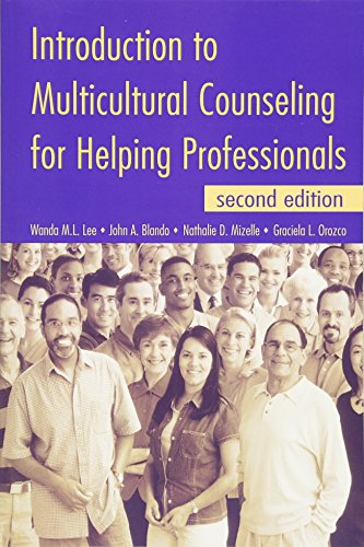Introduction to Multicultural Counseling for Helping...