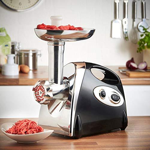 XuBa – Picadora de Carne (220 V, Totalmente automática, eléctrica)