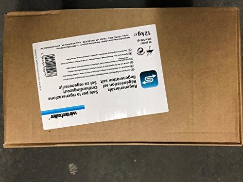 Winterhalter Feinkörniges Regeneriersalz. 24 x 500 Gramm = 12 Kg