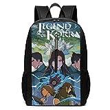 ZYWL Zaino da 17 pollici Avatar The Legend of Korra Shopping