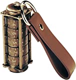 Cryptex USB Flash Drive 16 GB, USB 2.0, Antique Gold