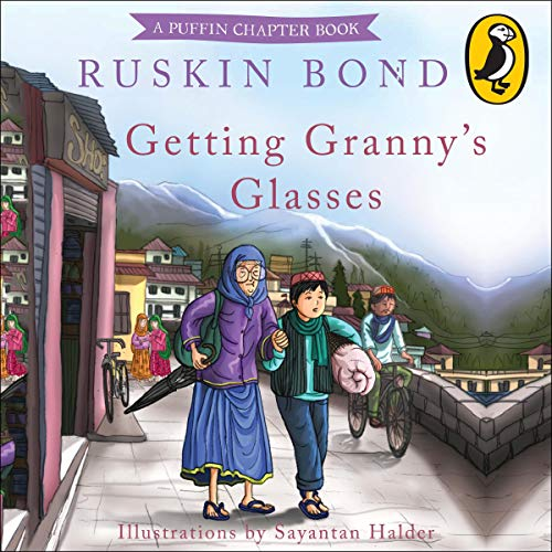 Getting Granny's Glasses cover art
