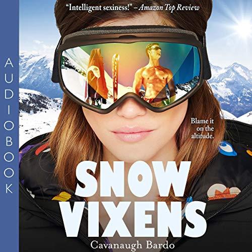 Snow Vixens audiobook cover art
