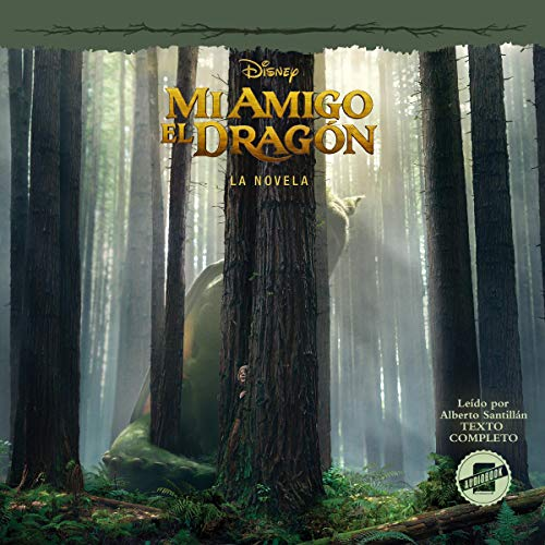 Pete's Dragon (Spanish Edition) audiobook cover art