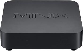 MINIX NEO N42C-4 Plus, Intel Pentium Mini PC with Windows 10 Pro (64-bit) [4GB/64GB/Upgradeable/Dual-Band Wi-Fi/Gigabit Ethernet/4K @ 60Hz/Triple Display/USB-C]