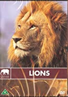 LIONS - SAFARI NEW DVD -5706150666275 (1 CD)