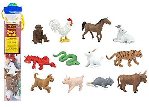 Toob S660104 Chinese Zodiac