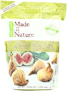 Made In Nature Organic Club Pack, Calimyrna Figs, 40-Ounce by Made In Nature [Foods]