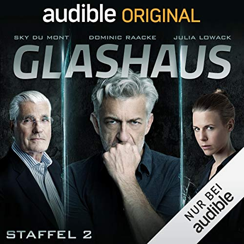 Glashaus: Die komplette 2. Staffel audiobook cover art
