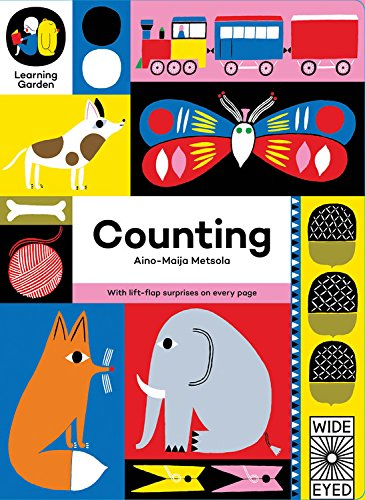 Counting: With Lift-Flap Surprises on Every Page (Learning Garden)