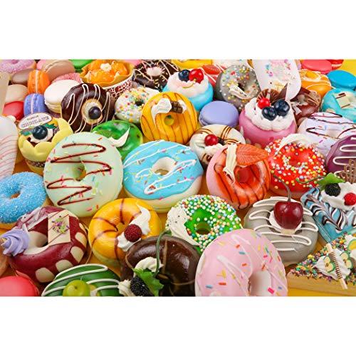 Tektalk 1000 Teile Puzzle - Donut Fest