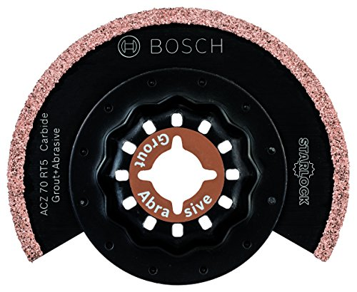 Bosch 2609256975 Segment Saw Blade'Acz 65 RT' 2.6In