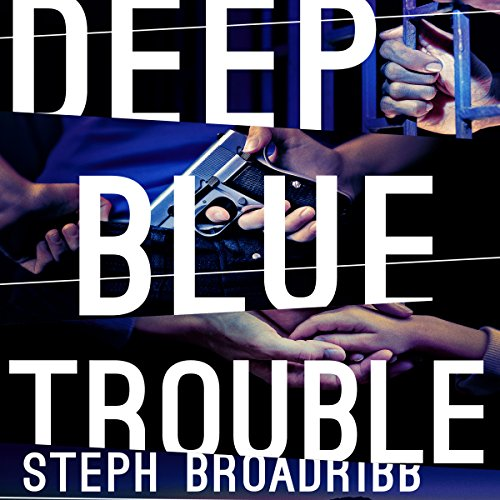 Deep Blue Trouble audiobook cover art