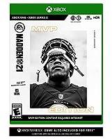 Madden NFL 21 - MVP Edition (輸入版:北米) - XboxOne