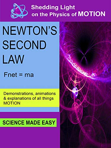 Shedding Light on the Physics of Motion - Newton's Second Law
