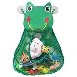 Tamkyo Bad Spielzeug Veranstalter, Kinder Spielzeug Lagerung Caddy, Badewanne Spielzeug Aufbewahrungs Taschen Für Baby Kleinkinder, Bad Spielzeug Netz Tasche Mit 3 Starken Saugn?pfen
