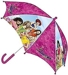 Studio100 Prinsessia Umbrellas For Girls - Pink, 4 Years