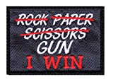 Rock Paper Scissors...image