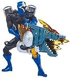 Power Rangers Super Ninja Steel 5' S.W.A.T Blue Ranger, Dragon Blaster