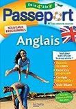 Passeport - Anglais de la 4e à la 3e - Cahier de vacances