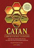 CATAN: Libro de enigmas y acertijos: Explora el fascinante mundo de Catan en una nueva gran aventura (Hobbies)