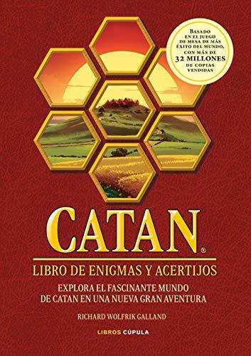 CATAN: Libro de enigmas y acertijos (Hobbies)