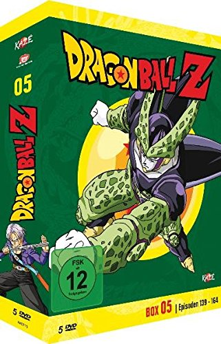 Dragonball Z - TV-Serie - Vol.5 - [DVD]