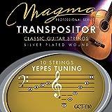 Cuerdas Magma para guitarra cl‡sica Transpositor 'Juego de cuerdas'