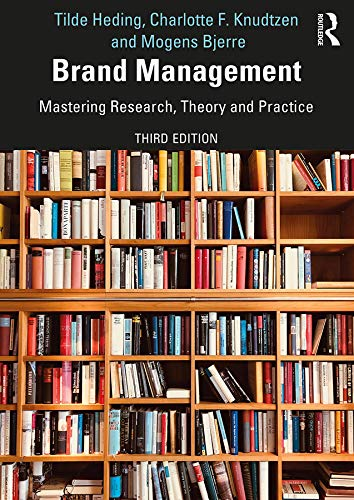 Brand Management: Mastering Research, Theory and Practice (English Edition)