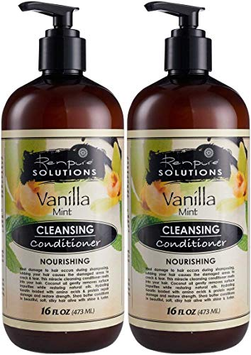 Renpure Conditioner (Vanilla Mint Cleansing 16oz Pack of 2)