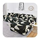 KASHINO Funda elástica para sofá de 2 piezas en forma de L para mascotas, antideslizante, esquinero, sofá, chaise longue, sofá seccional, color 7-2 plazas y 3 plazas