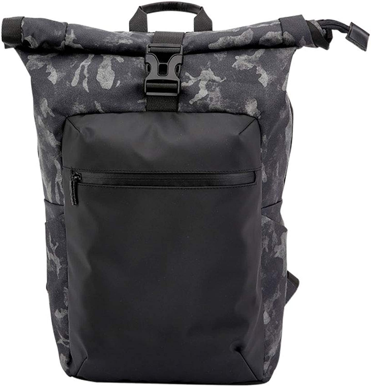 Unisex Outdoor Sports Backpack, Leisure Camouflage Daypack Water Resistant MultiFunction Travel Holdall Bag Large Capacity Bookbag