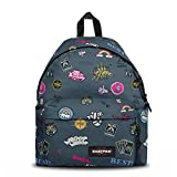 Eastpak Padded Pak'r Sac à dos - 24 L - All Patched (Multicolore)