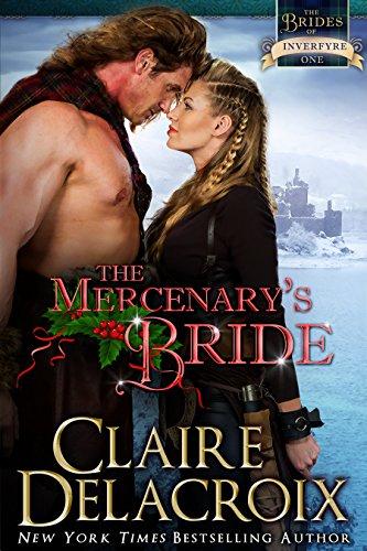 La novia del mercenario (Las novias de Inverfyre nº 1) de Claire Delacroix