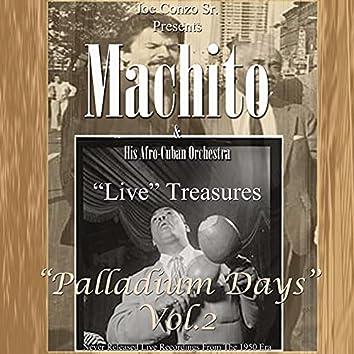 """""""Live"""" Treasures """"Palladium Days"""" Vol.2"""
