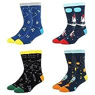Custom Happy Dog Crew Socks Hikick