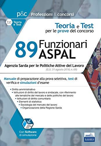 89 Funzionari ASPAL