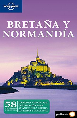 Bretaña y Normandía 1 (Guías de Región Lonely Planet)