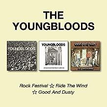 Rock Festival / Ride The Wind / Good & Dusty