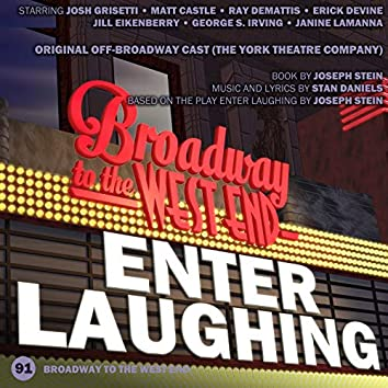 Enter Laughing (Original Off-Broadway Cast, The York Theatre Company)