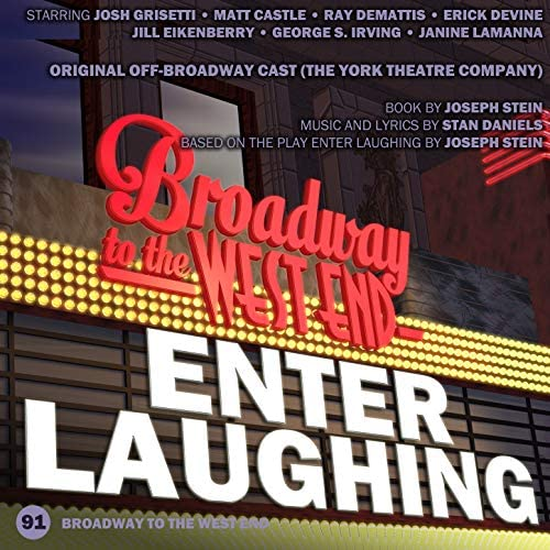 Original Off-Broadway Cast of Enter Laughing