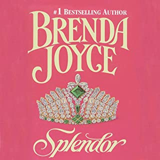 Splendor audiobook cover art