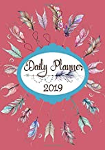 Daily Planner 2019: 12 month January to December with daily notes section for your own daily affirmation and act of kindness (DP 7
