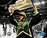 The Poster Corp Mike Modano with Stanley Cup Spotlight