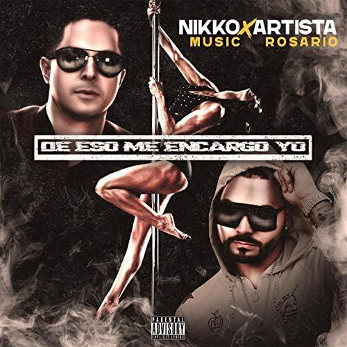 Nikko Music & Artista Rosario