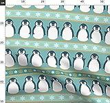 Pinguin, Winter, Schneeflocke, Arktisch, Inneneinrichtung
